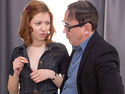 Tess was on top of her game in wanting the tricky old teacher to take charge