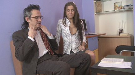 Hardcore action with sexually obsessed Katty
