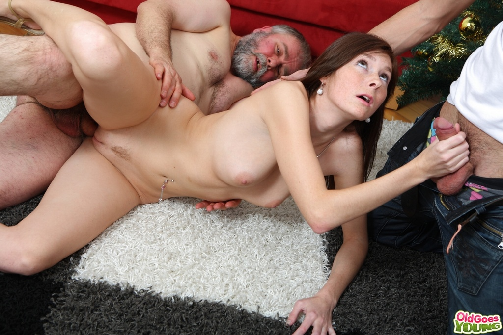 amateur blowjob by a lovely redhead