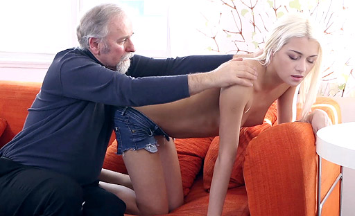 Tanya uses the classic old goes young tale to retain her job and its perks