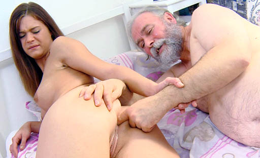 Old and young anal